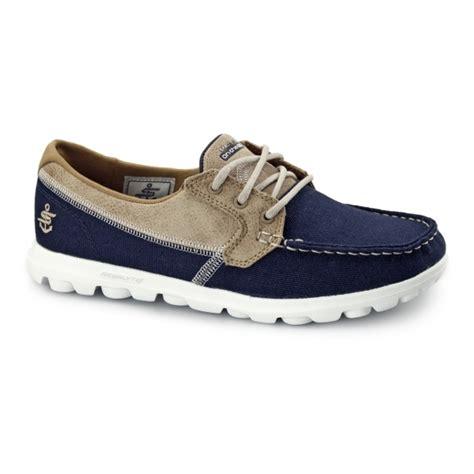 skechers boat shoes uk skechers on the go breezy boat shoes navy blue