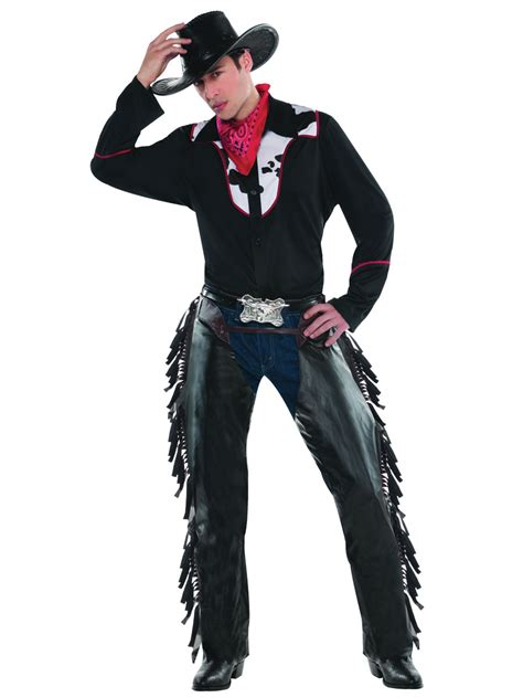 outlaw cowboy pete costume  fancy dress ball