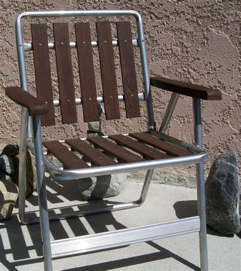 Lawn Chair With Table by Architecture Products Image Folding Aluminum Lawn Chair