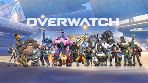 overwatch game  heroes hd games  wallpapers images