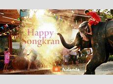 Happy Songkran Festival สุขสันต์วันสงกรานต์ – Nalanda