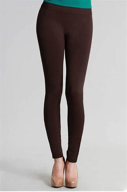 Leggings Brown Dark Wear Styling Tips Ankle