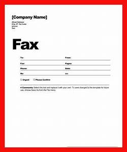 Cover sheet template word apa example for Fax cover sheet google docs