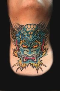 Augustine Nezumi #InkedMagazine #dragon #tattoo #tattoos # ...