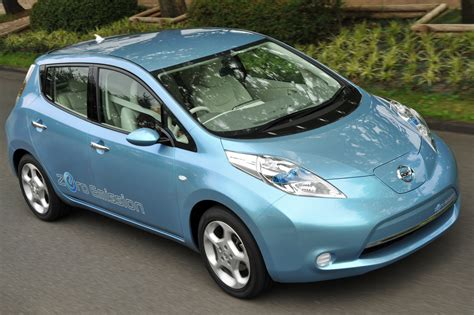 Hertz Joins Enterprise In Renting Electric Vehicles And