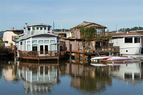 Boat House Ca by Sausalito Houseboats Related Keywords Suggestions