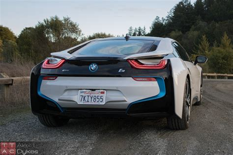 bmw supercar 2016 bmw i8 hybrid exterior front the truth about cars