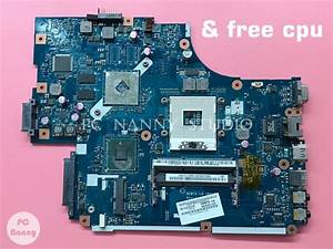 Nokotion Mbwjm02001 New70 La 5891p Laptop Motherboard For Acer Aspire 5741z 5742g Mainboard Hm55