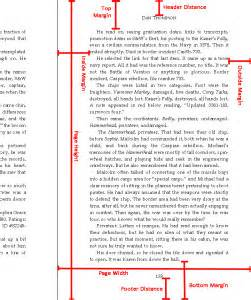 print formatting page size and margins it up as i go