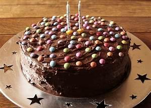 Chocolate Birthday Cake | Chez Foti