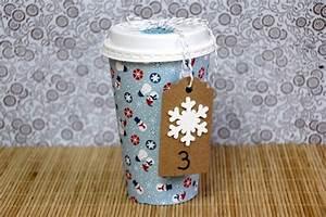 Basteln Mit Bechern : adventskalender basteln aus coffee to go bechern joinmygift blog ~ Frokenaadalensverden.com Haus und Dekorationen