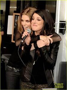 AnnaLynne McCord & Shenae Grimes: '90210' Wrap Party ...