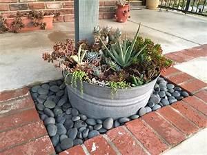 Garten Hügel Bepflanzen : zinkwanne mit sukkulenten bepflanzen garten pinterest zinkwanne gartenideen und g rten ~ Indierocktalk.com Haus und Dekorationen