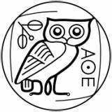The Athenian Owl, used on ancient coinage, a symbol of the ...