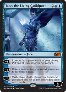 jace the living guildpact magic 2015 m15 magic the gathering at planeswalker s library