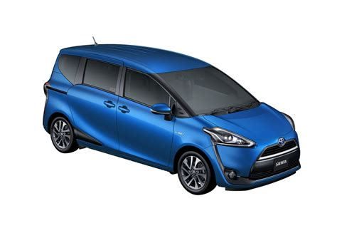 Toyota Sienta Backgrounds by All New Toyota Sienta Compact Minivan Unveiled In Japan