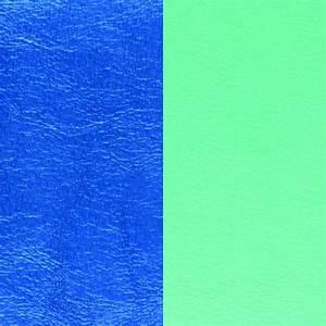 Bleu Vert D Eau : cuir bracelet les georgettes cuir bleu siren vert d 39 eau ~ Preciouscoupons.com Idées de Décoration
