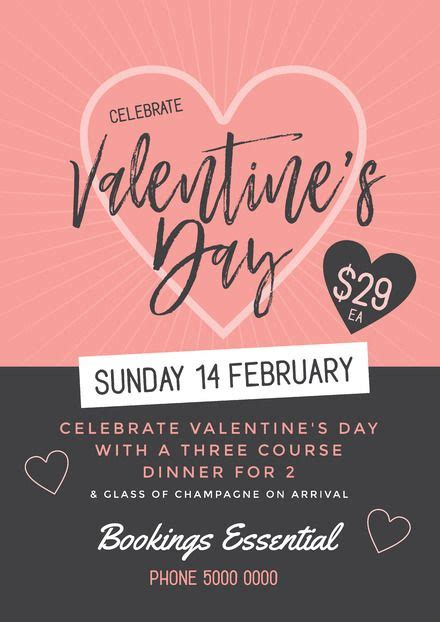 valentines day diy graphic design templates