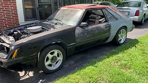 84 mustang with trickflow stage 2 cam - YouTube