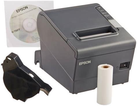 epson tm t88v printing light epson c31c636a8961 tm t88iv thermal pos receipt printer