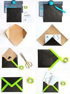 kleine briefumschläge basteln 3 diy umschl 228 ge aus geschenkpapier schwarz wei 223 und neonfarben geldgeschenke basteln