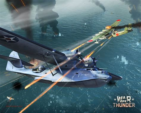 Flying Boats Of Ww2 by Historical Flying Boats Of Ww2 News War Thunder
