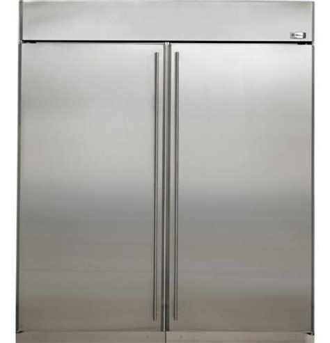 zirsnxrh ge monogram  built   refrigerator monogram appliances