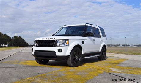 land rover lr4 blacked hd road test review 2016 land rover lr4 hse black pack