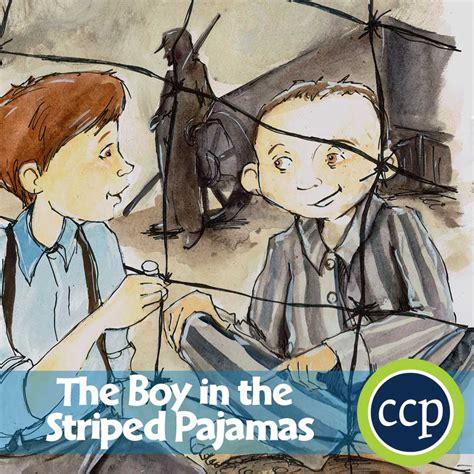boy   striped pajamas  study guide