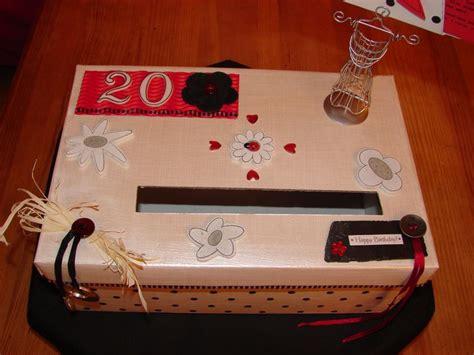 urne anniversaire 20 ans f mes petites r 233 cr 233 ations