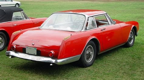 File:Facel Vega Facel II rear.jpg - Wikimedia Commons