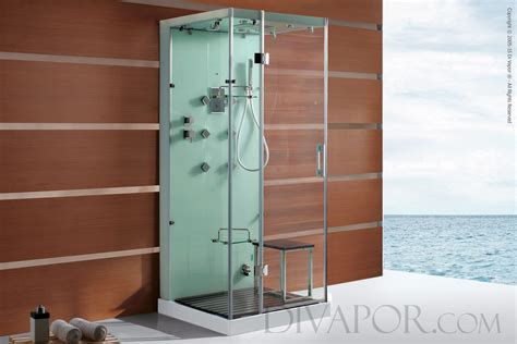fully enclosed shower units steam shower cabins the savona s dv6023w