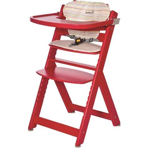 chaise évolutive safety chaise haute en bois évolutive timba safety pas cher