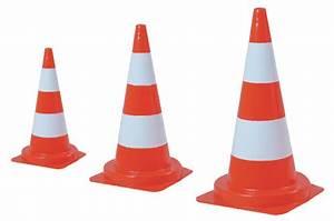 Cone De Chantier : c nes de chantier b30 b50 b75 s curit route www ~ Edinachiropracticcenter.com Idées de Décoration