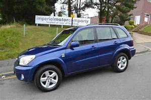 Toyota 2004 Rav 4  Car For Sale