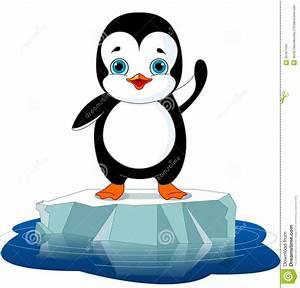 Pingouin Sur La Banquise : pingouin sur la glace illustration de vecteur illustration du froid 35167193 ~ Melissatoandfro.com Idées de Décoration