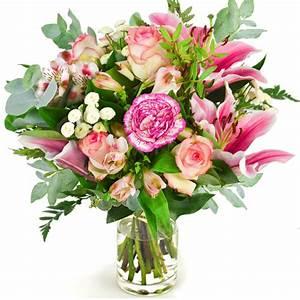 composition florale pas cher atlubcom With affiche chambre bébé avec bouquet de fleurs en chocolat pas cher