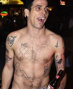 Steve O Tattoos