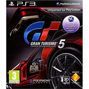 Gran Turismo Jeux : gran turismo 5 edition platinum jeux vid o achat prix fnac ~ Medecine-chirurgie-esthetiques.com Avis de Voitures