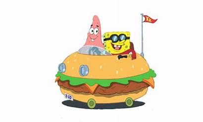 Transparent Patty Krabby Spongebob Squarepants Background Clipart