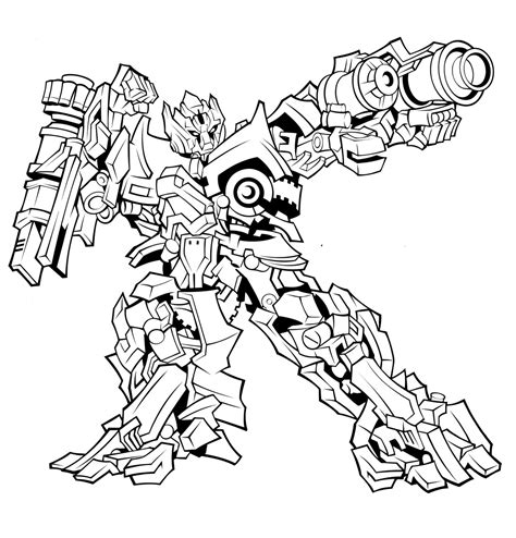printable transformers coloring pages  kids