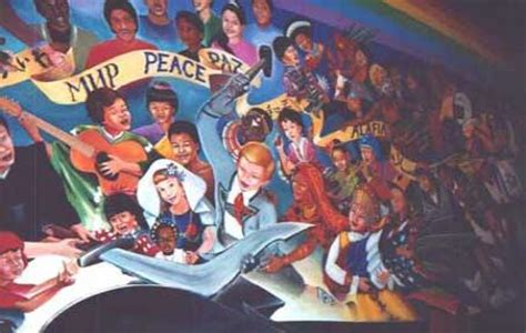 Denver International Airport Murals Meaning by Thetruthishere Interprets The Denver Airport Murals