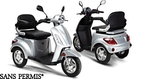 scooter 3 roues peugeot scooter 3 roues deltascoot mod 232 le shopy 800