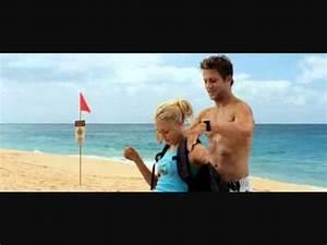 Movie Soul Surfer inspirational scene portraying the ...