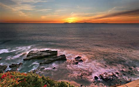 sea, Sunset, Nice Wallpapers HD / Desktop and Mobile ...