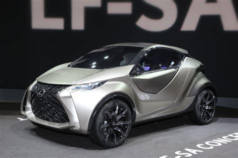 Lexus Lf Sa Concept First Look Motor Trend