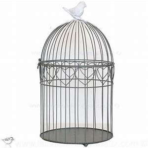 Cage Oiseau Deco : cage oiseau ronde ~ Teatrodelosmanantiales.com Idées de Décoration