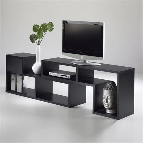 """Tv Stand Entertainment Center Furniture 77"""" Bookcase In"""