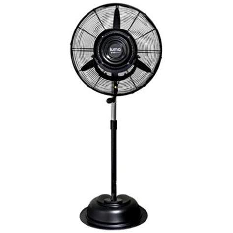 18 in outdoor misting fan fs45 9l the home depot