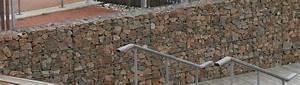 Mur En Gabion : mur de soutenement en gabion tout savoir ~ Premium-room.com Idées de Décoration